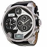 7ab2919dd05f Diesel Diesel Cronógrafo Mens Reloj DZ7125