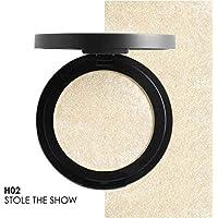 LUFA FOCALLURE 5 colores Shimmer Highlighter iluminador en polvo impermeable Brighten Powder 3D Face Contour FA25