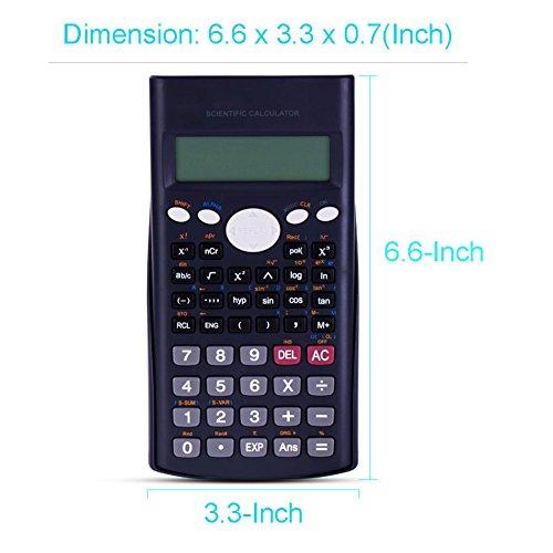 Wissenschaftlicher Taschenrechner für Studie Mathematische Prüfung Computing und Engineering Programm Arbeit