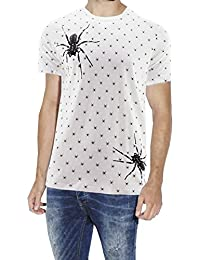 Brave Soul - T-shirt - Chemise - Homme blanc blanc Small