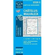 2228E CHATELUS-MALVALEIX