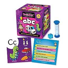 Brain Box - Juego de Memoria ABC (31693420A)