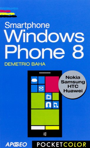 Smartphone Windows Phone 8 (Pocket color) por Demetrio Baha