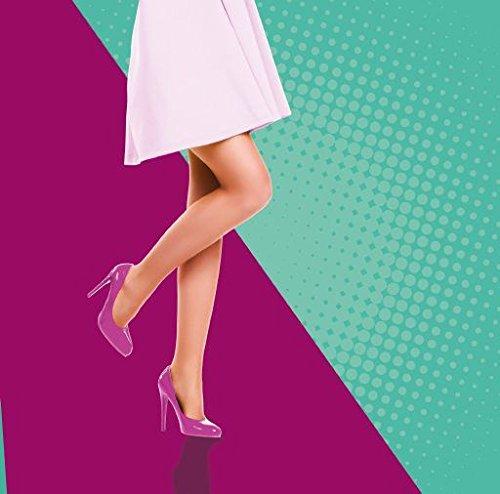 comprare on line Rowenta EP1030 Fashion Epilatore Donna Elettrico, Compatto e Efficace con 24 Pinzette, Rosa/Bianco prezzo