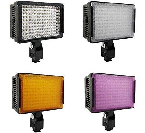 Strahler videolight led-150a für Sony ccd-trv46ccd-trv51ccd-trv517ccd-trv57CCD-TRV58+ Akku NP-F7704800mAh