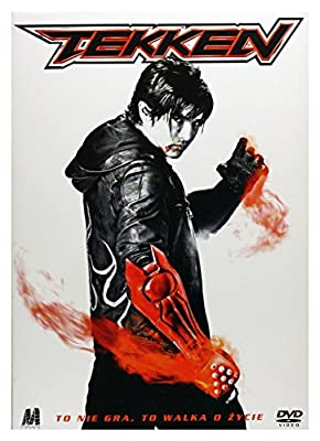 Tekken [DVD] [Region 2] (IMPORT) (Keine deutsche Version)