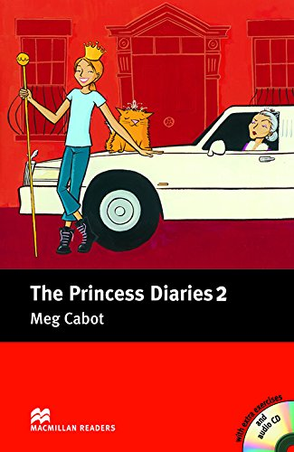 Macmillan Readers The Princess Diaries 2 Elementary Pack: Elementary bk. 2 (Macmillan Readers 2005)