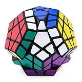 YiGo Cubo mágico Megaminx Dodecahedron, Colorido, 1 Unidad