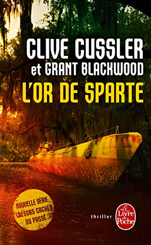 L'Or de Sparte par Clive Cussler