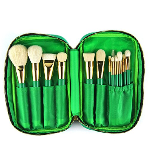 kingko® 15pcs / set de maquillage brosse cosmétiques Foundation Powder Eyeshadow Brosses/pinceaux de maquillage
