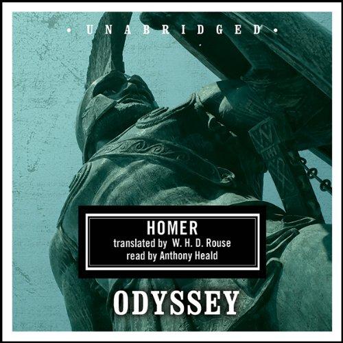 Odyssey  Audiolibri