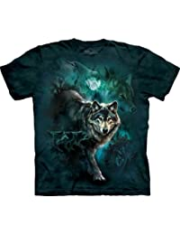 "The Mountain T-Shirt ""Night Wolves"" Gr.M"