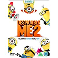 Despicable Me 2 [DVD] [2013] by Steve Carell
