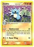 Pokemon - Seadra δ (37) - EX Dragon Frontiers - Reverse Holofoil