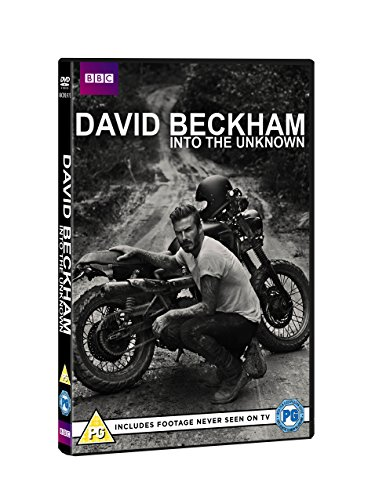 David Beckham Into the Unknown [Import anglais]