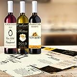 Thumbs Up–winelab–Etichette adesive per bottiglie di vino