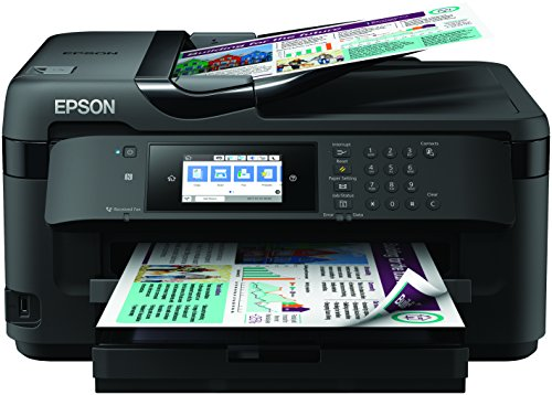 Epson Workforce WF-7715DWF - Impresora