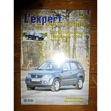 REVUE TECHNIQUE EXPERT AUTOMOBILE SUZUKI GRAND VITARA 1.9L DDIS DEPUIS 2005