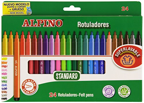Alpine ar001003 Pen - Pack of 24