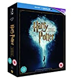 Harry Potter - Complete 8-Film Collection (2016 Edition) [Includes Digital Download] [Blu-ray + UV Copy] [Region Free]