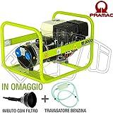 GRUPO ELECTRÓGENO E8000 GENERADOR DE CORRIENTE PRAMAC MOT. HONDA GX390 RECOIL