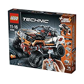 Lego-Technic-9398-4X4-Offroader