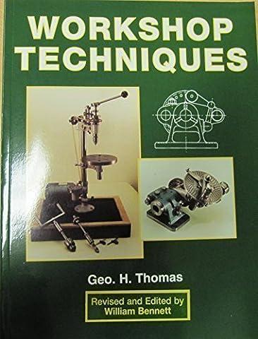 RDGTOOLS Workshop Techniques by Geo H