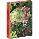 20913 - Die Spiegelburg - T-Rex World: Ringbuch A4
