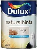 Dulux 500006 DU Matt Paint, 5 L - Nutmeg White
