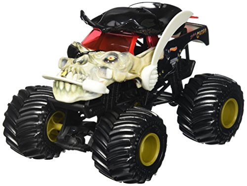 Hot Wheels Monster Jam 1:24 Pirate Truck (Wheels Dekorationen Hot)