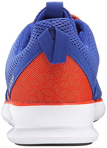 Adidas Originals Sl boucle Racer Chaussures à lacets, noir / gris / gris, 7 M Us BoBlue-Corang-Ftwwht