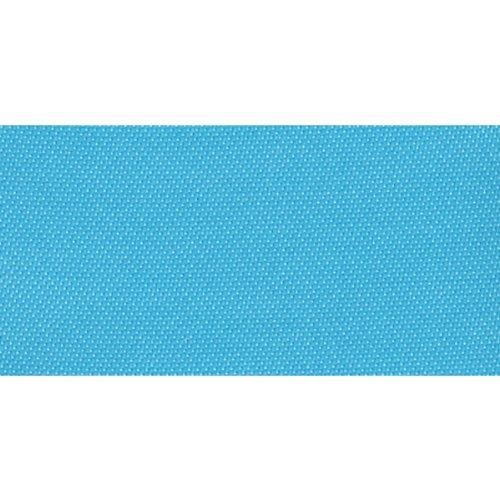 Wrights 243/4Yd Single Fold Satin Decke Bindung, blau Jewel -