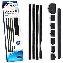Prueba de polvo kit para PS4 Pro – ElecGear Anti Polvo DIY Dust-proof tapón protectores Dirt preventive Filtro de malla filtrar cubrir para PlayStation 4 Pro consola