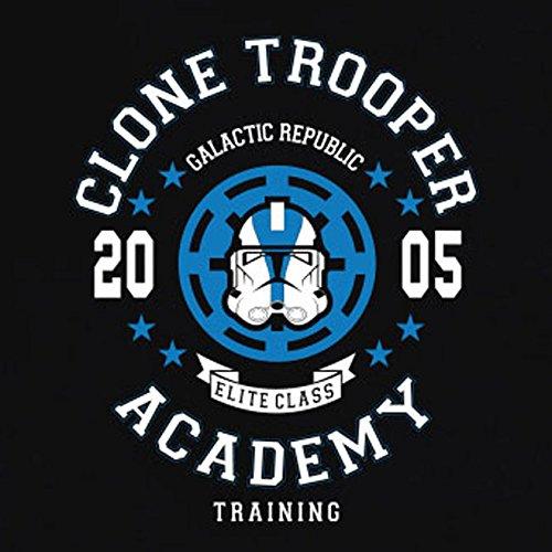 TEXLAB - Commander Appo Academy - Herren T-Shirt Grün