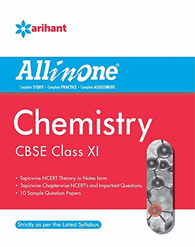 All in One Chemistry CBSE Class 11th