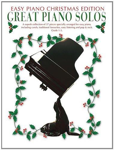 Great Piano Solos (Easy Piano Christmas Edition)