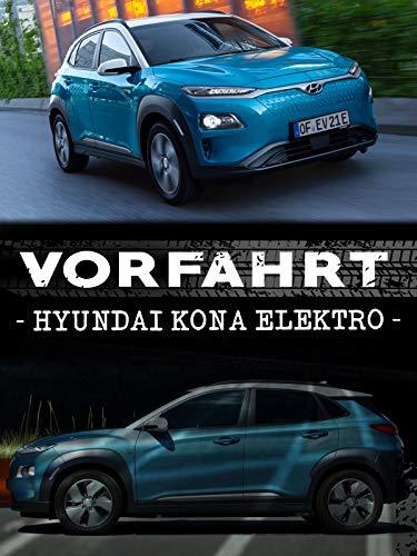 Vorfahrt: Hyundai Kona Elektro