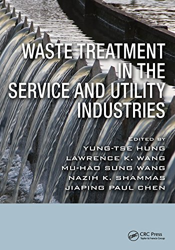 Waste Treatment in the Service and Utility Industries (Advances in Industrial and Hazardous Wastes Treatment) (English Edition)