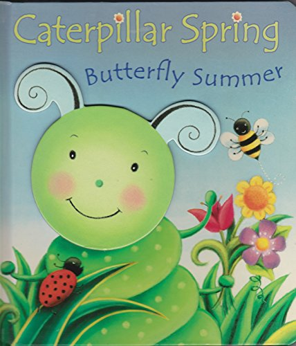 CATERPILLAR SPRING butterfly summer (READERS DIGEST CHILDRENS BOOKS)