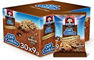 Quaker Oat Cookies with Chocolate Chips, 9g x 30