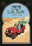 Herge Les Abenteuer des de Tim und Struppi: tintin AU PAYS DE L 'Or Noir Poster