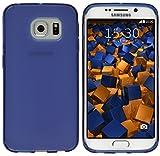 mumbi Schutzhülle Samsung Galaxy S6 Edge Hülle blau (Slim