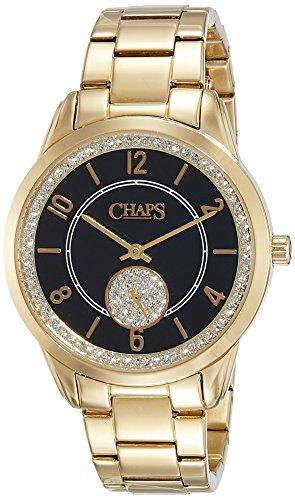 Chaps Analog Black Dial Women's Watch-CHP3029I image