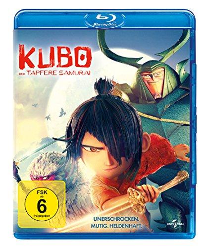 Bild von Kubo - Der tapfere Samurai [Blu-ray]