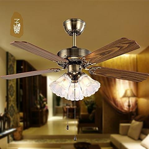 XPENGY lampadario Loft vento industriale lampadario retrò