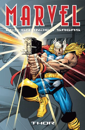 Marvel les grandes sagas 02 Thor