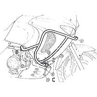 AHL 1 Paar Hinterer Bremsbel/äge f/ür XL 1000 VA4//VA5//VA6//VA7//VA8//VA9//VAA//VAB Varadero ABS 2004-2011