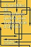 Telecharger Livres 12 modeles de procedures qualite pour la pharmacie d officine (PDF,EPUB,MOBI) gratuits en Francaise