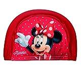 Disney Minnie Maus Badekappe für Mädchen (Rot)