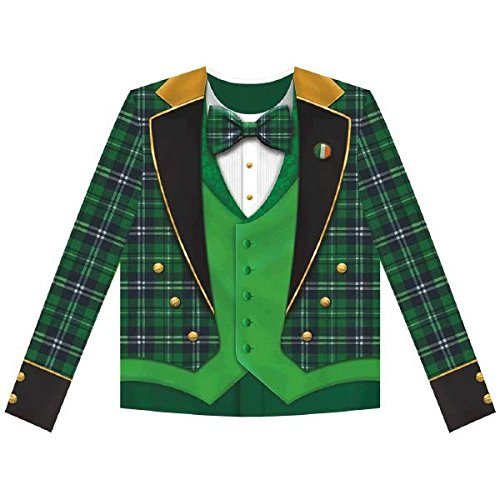 amscan-mens-lucky-irish-st-patricks-day-plaid-tux-long-sleeve-dye-sub-shirt-1-piece-multicolor-small